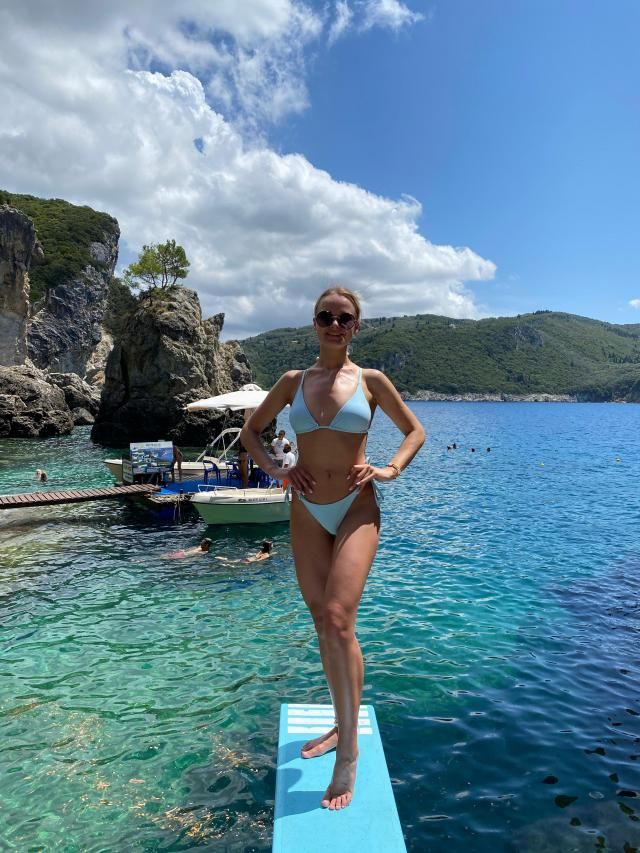 Perfect!  Love this bikini. On body it's looks amazing!