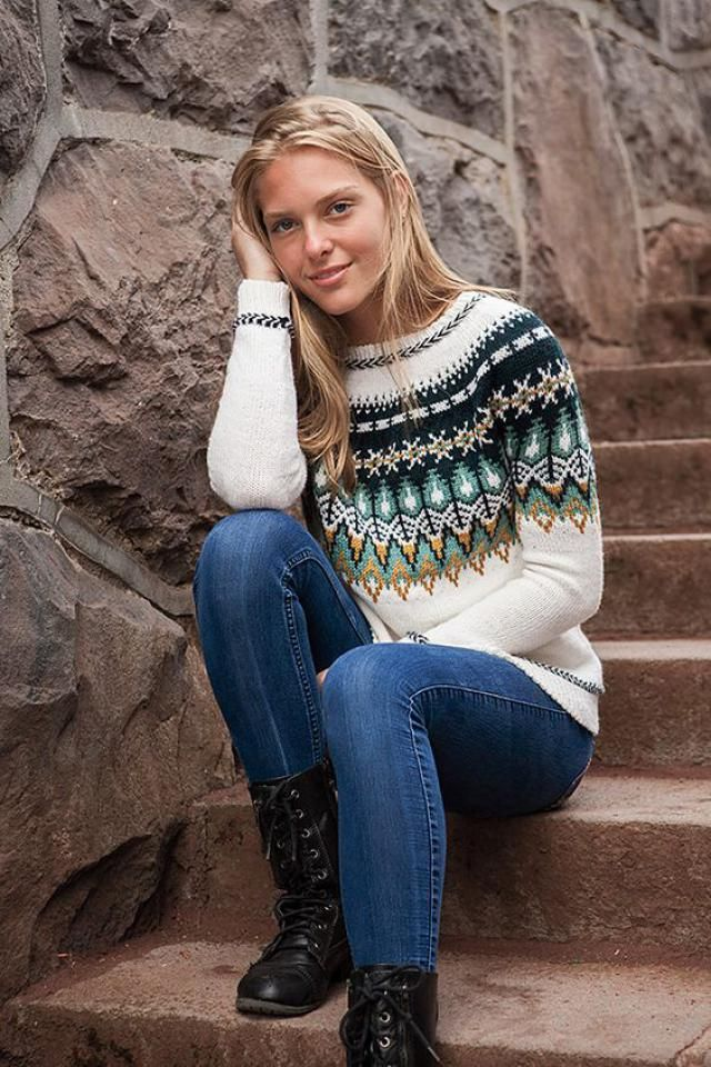 ZAFUL Zig Zag Raglan Sleeve Casual Sweater