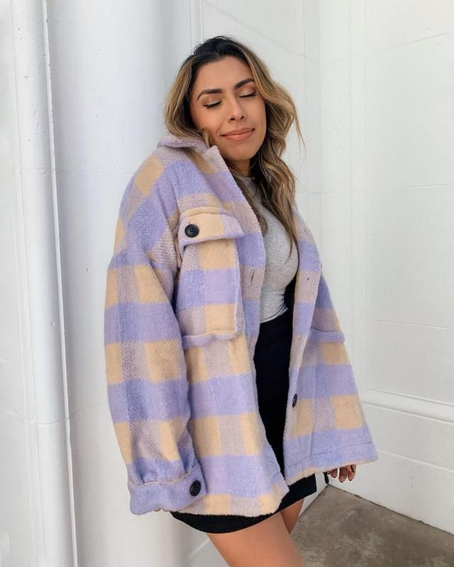YOU GUYS!!! This its the most beautiful coat that ive ever seen!! and you can get it here in ZAFUL for this Winter seas…