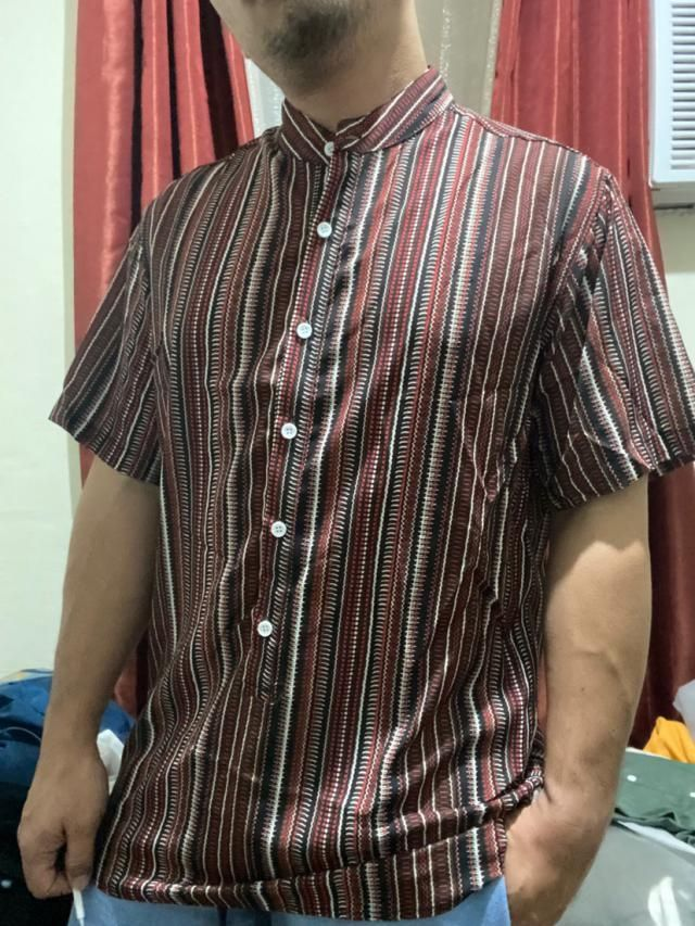 True to size and fits well Looks exaclty like the pictures The fabric is very comfortable As good as I expected  Cool,…