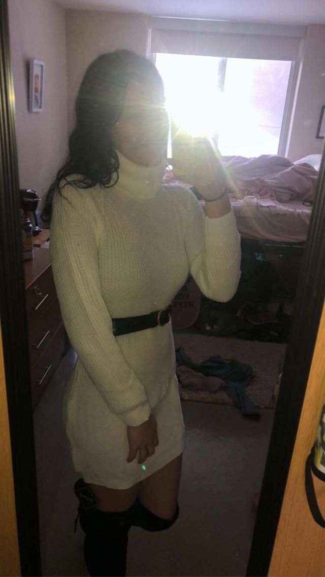 I originally bought this dress for Thanksgiving, it didn't come in on time but I was able to roll into the new year wi…