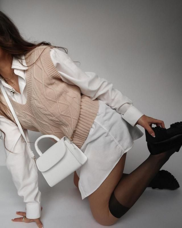 Im lovin so much this sweater vest and you an get it here in ZAFUL!♥