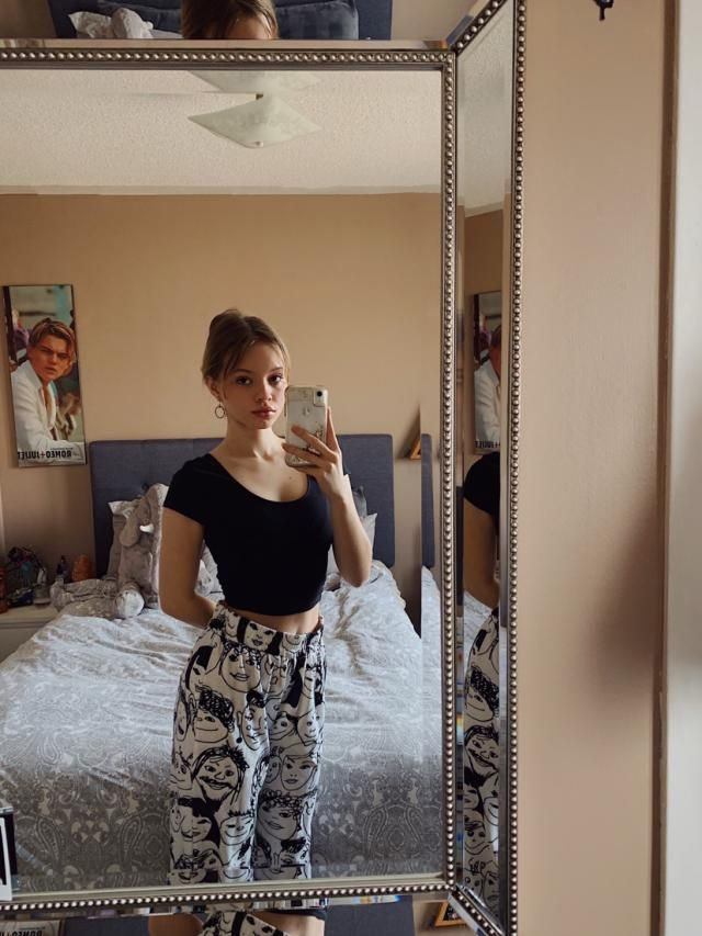 I love these pants!  Very comfortable to wear, great material. 💓