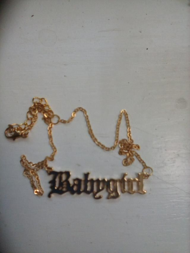 It's now my favorite necklace.It's very cute, I Definitely recommend!