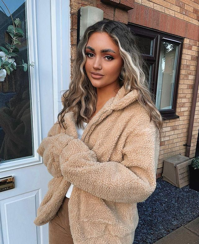 cosy vibes all the time rn with this zaful teddy coat!🐻