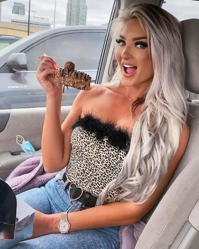 This top is ideal for this sunny days!!! get this ZAFUL Faux Fur Trim Leopard Tube Top