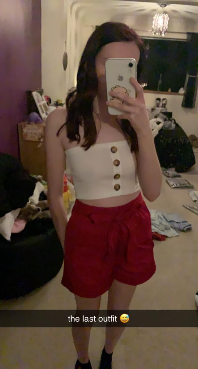 Really cute! Comfortable, good material, fits perfectly, the shorts were a different material to what i thought and th…