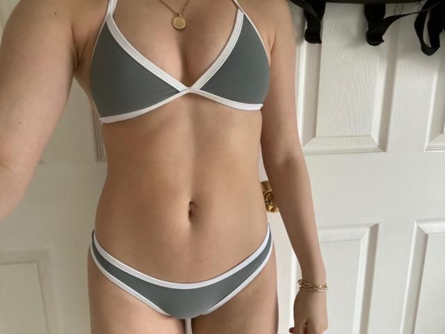 super super cute i love it and fits true to size for sure. i wear it all the time
