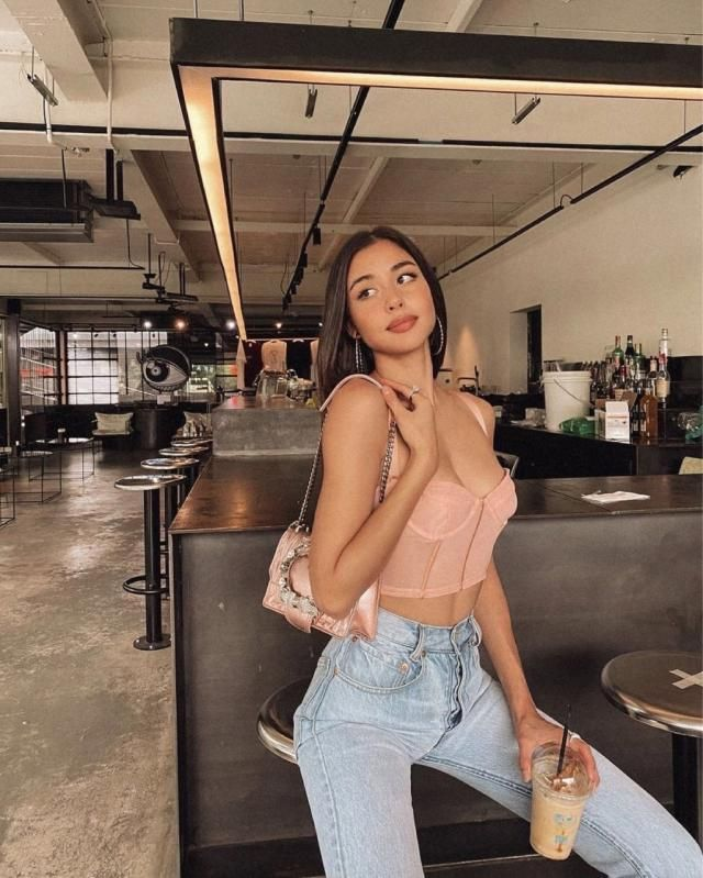 ZAFUL Ribbed Cupped Crop Tank Top