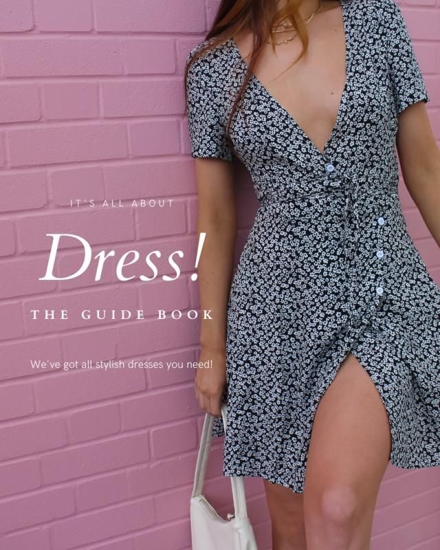It&;s All About Dress!  ZAFUL Dress Lookbook Check our new Lookbook and comment below with your fav look!