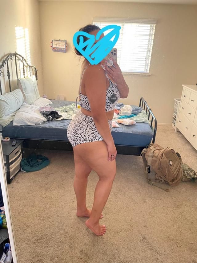 The top fits perfect! Super comfy! The bottoms were a bit tight along the butt/thigh area; it kind of feels like when …