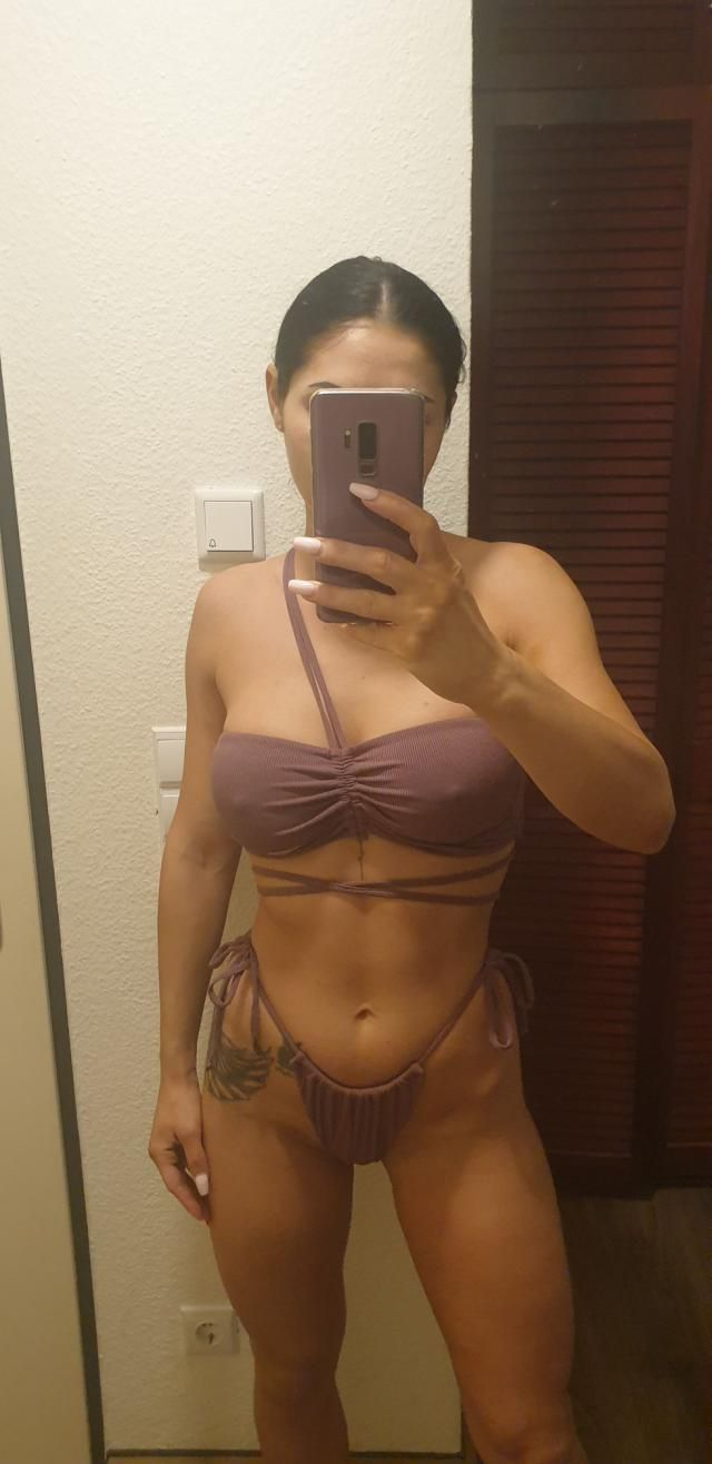 Unique design  Definitely recommend  Fits well , True to size , Super cute  Love this bikini. Can't wait to wear!