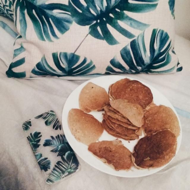 I love eating pancakes! my fave dish,  phone case and pillow!