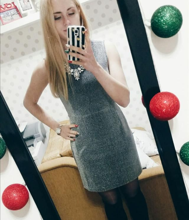 My Christmas Eve outfit :)