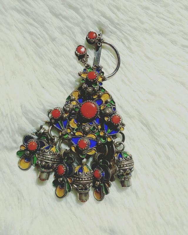 berbère jewels