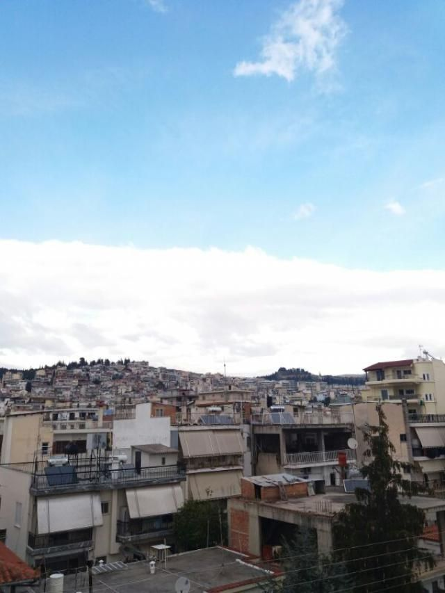 In Greece it is always sunny outside. But in December its also cold. Today my outfit consists of a grey coat and my mu…