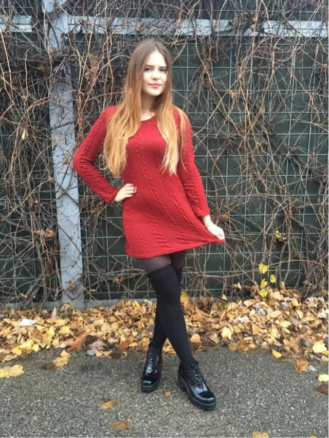 Red dress ❤️