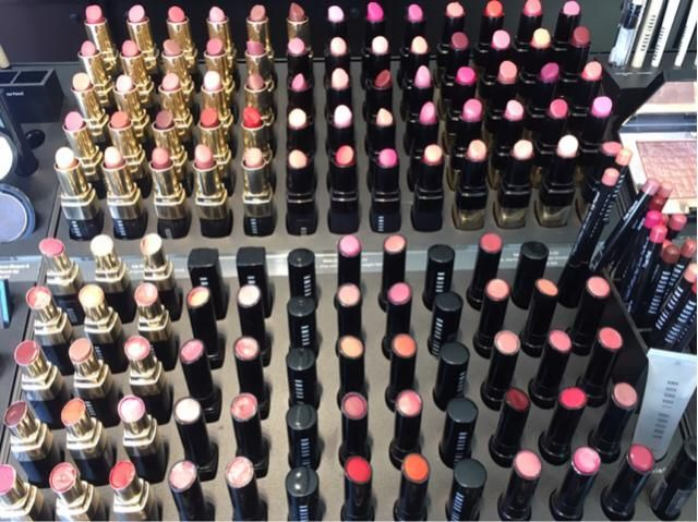 Had such a fun time at the Bobbi Brown Studio in Beverly Hills today!