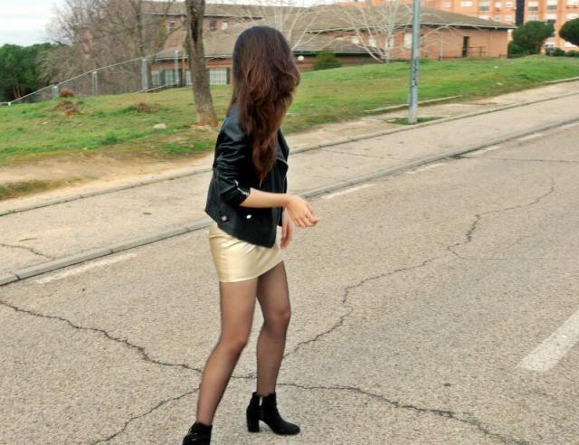 Perfect skirt!