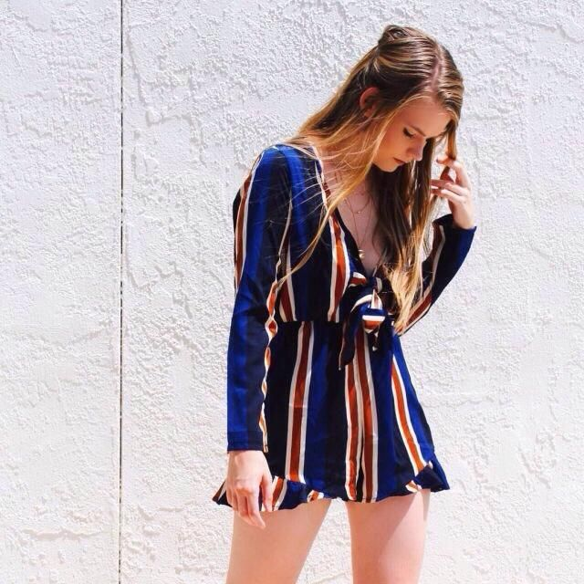 One of my favourite rompers on zaful!! So cute and perfect