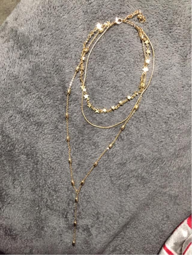 Love this necklace !