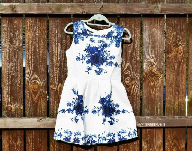all of us want this perfect dress ! and I have got her !