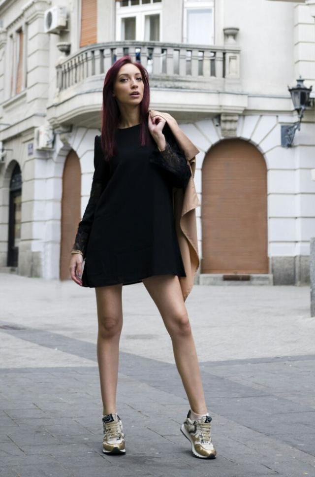 Short dresses forever!