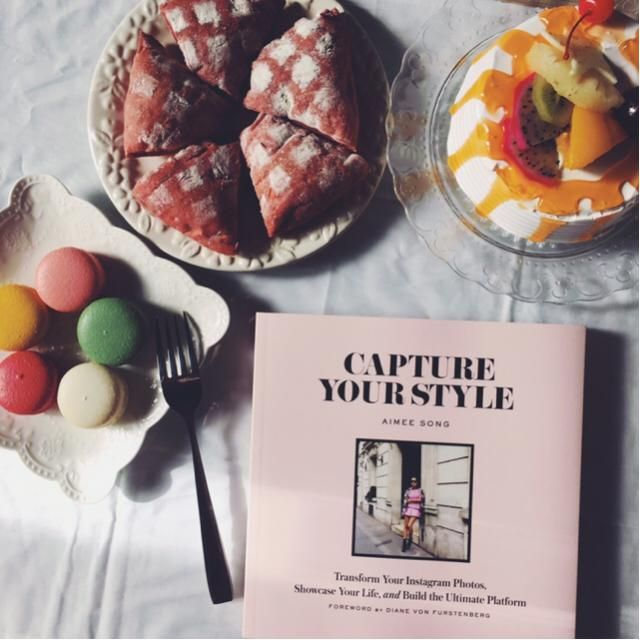 My fav book is capture your style by Aimee Song. She tells lots of tips of daily life shooting and how to make a great …