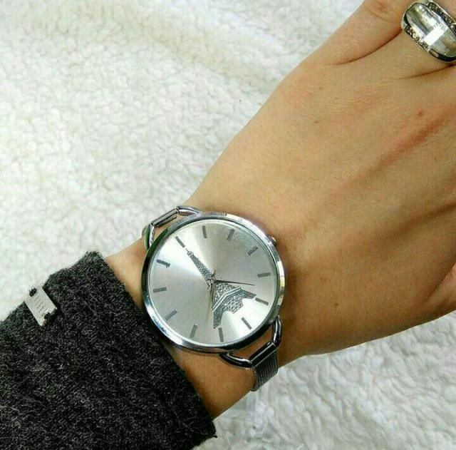 Watch from Zaful. I love this! Pretty and very elegant!