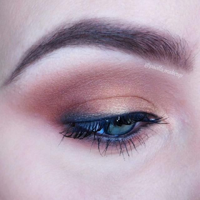 My makeup of the day. What do You think?