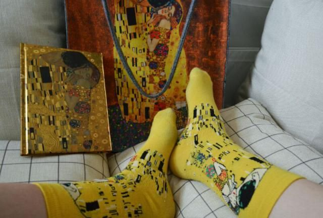 Klimt socks