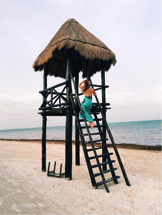 Beach vibes ✌️