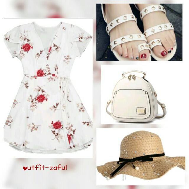 La tenue idéal pour l été ♡♡♡♡♡
