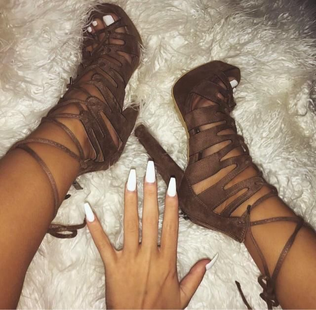 Must have ! Left heels from fashion nova / right heels from ego