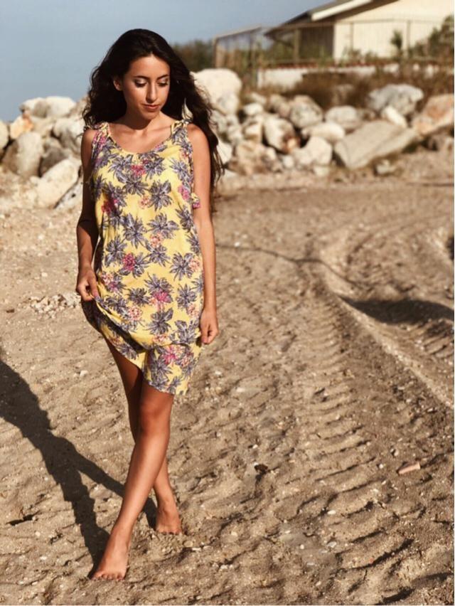 Yellow dress ☀️