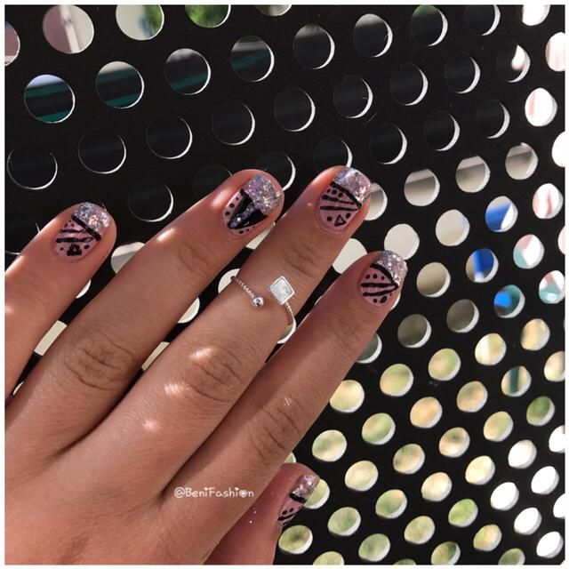 Fashion Bright Nails