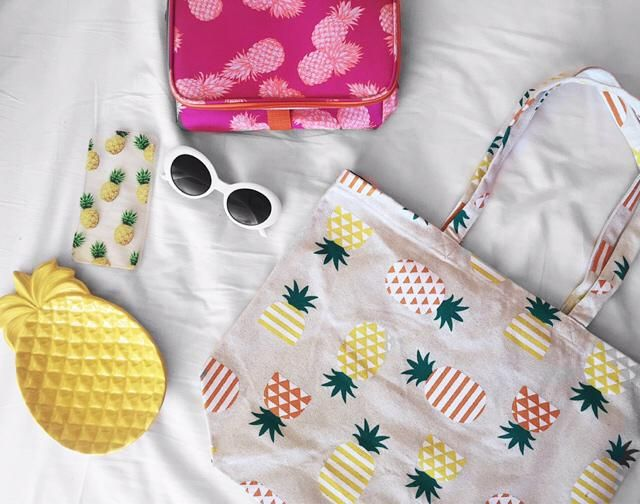 check out the links: favourite pineapple everything here on Zaful