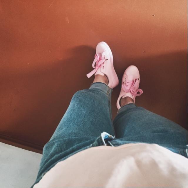 Pinkie me