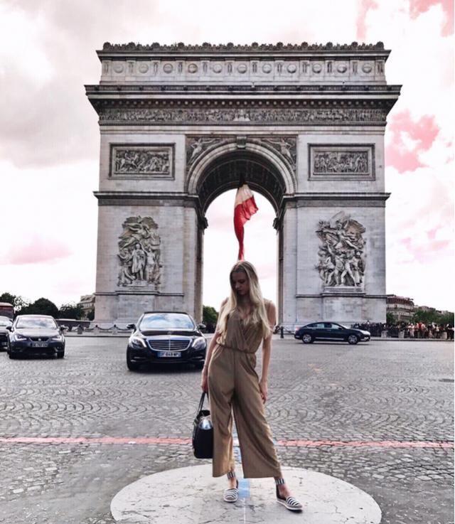 Paris baby