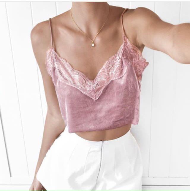 Velvet top, good or umm?