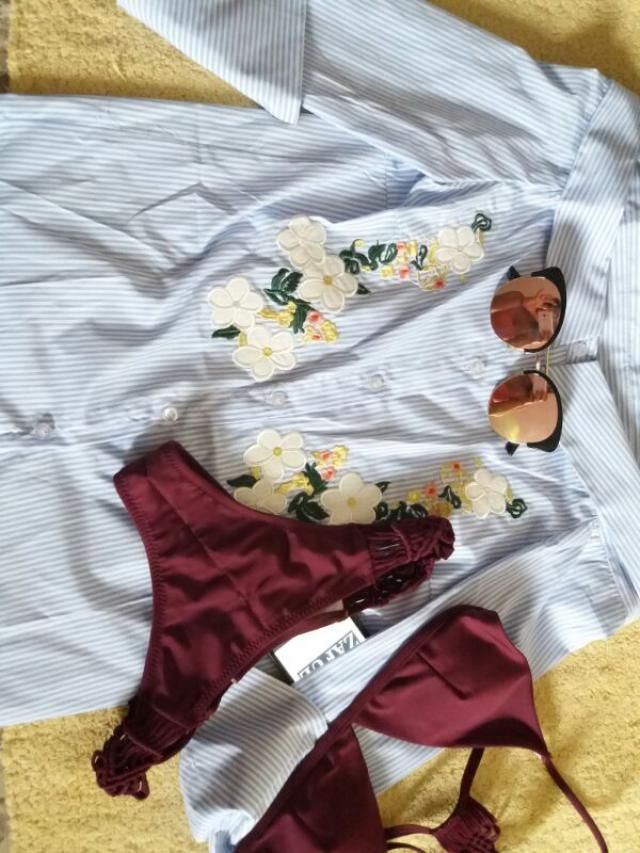 Dear Zafule, for the first time I decided to buy online, when I saw a shirt that doubled in my town (similar). Of cour…