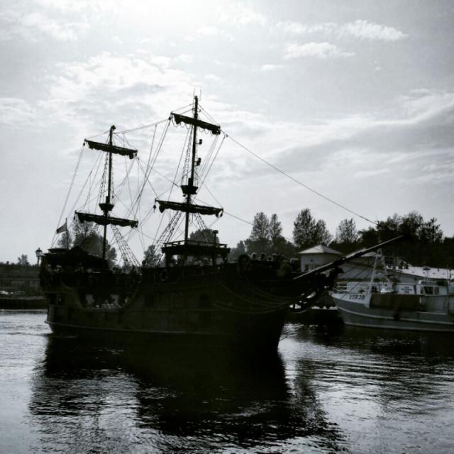 Travel time. PL Baltic sea.
