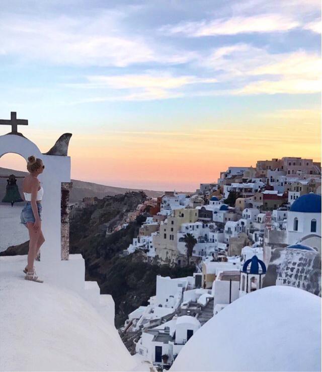 Love Santorini