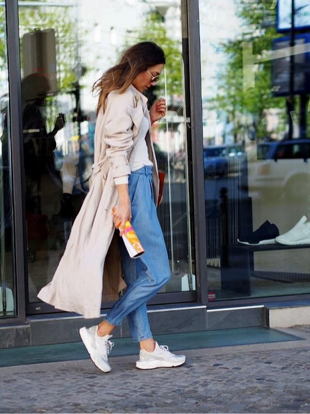 I like huaraches and the combination for very nice with this outfit, what do you think?