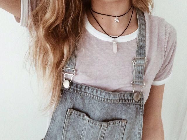 Overalls never go out of style