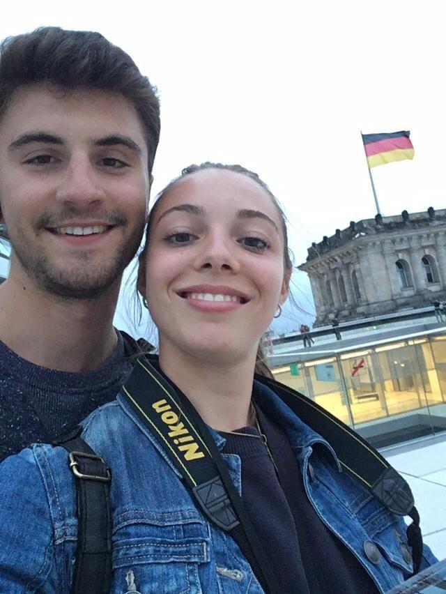 My love in Berlin
