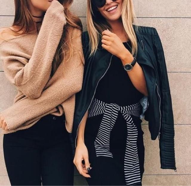 Slay it together with bestie, yay or nay?