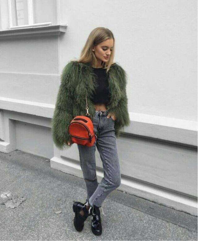 Do you like fur coats?    style
