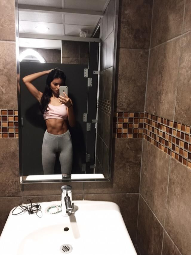 Post workout!