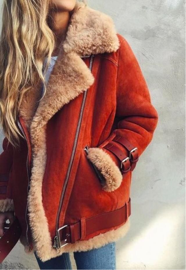 Do you like this cozy fall coat?